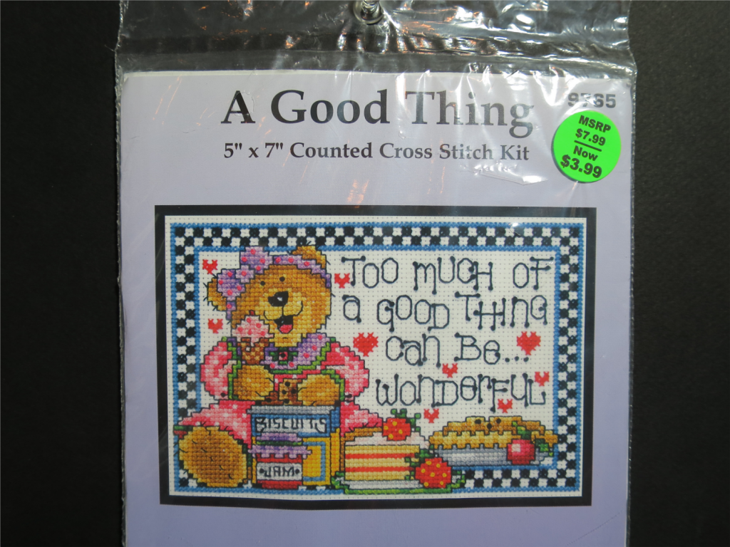 """""""A Good Thing"""" kit, distributed by DesignWorks, designed by Joan Elliot."""