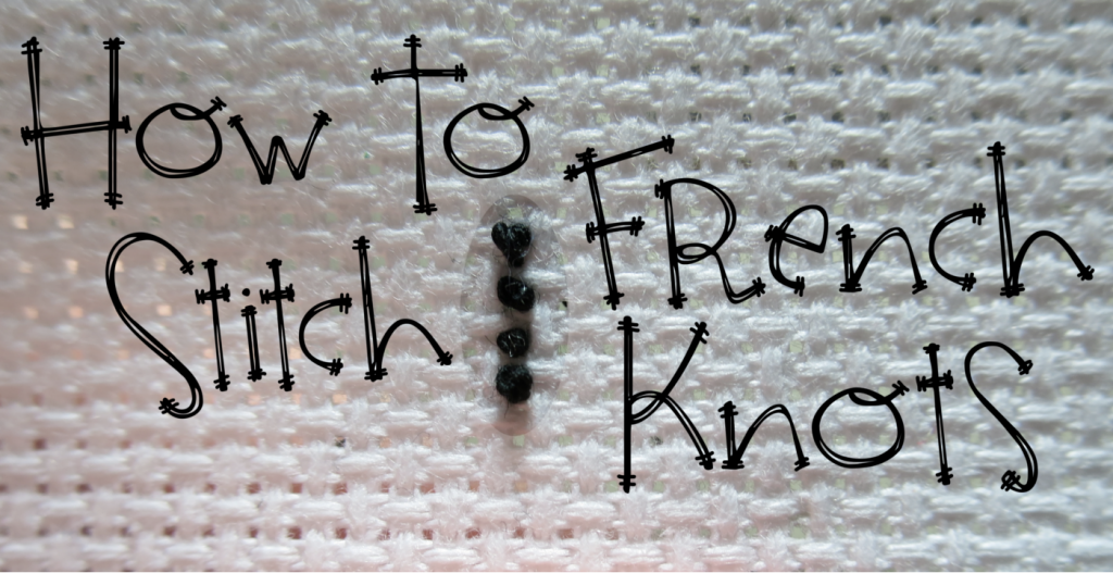Make A French Knot
