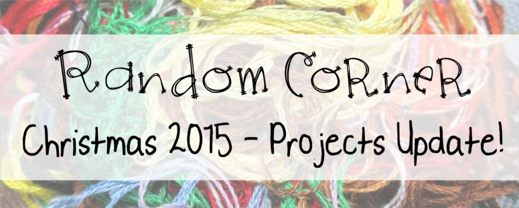 Christmas 2015 Projects
