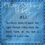 Crazy Stitching Habits #23