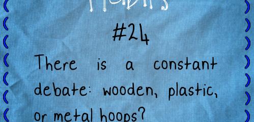 Crazy Stitching Habits #24