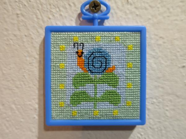Artiste's Snail