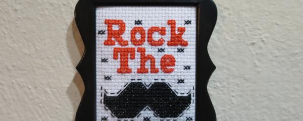 Rock the 'Stache