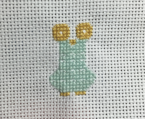 Does it look like an owl yet?